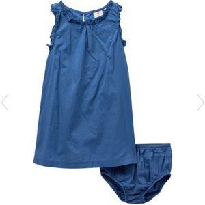 Toddler girl sleeveless dress